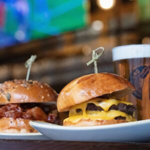 Best sports bar London with bottomless drinks