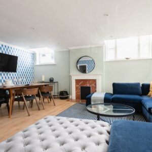 Holiday Let Property Central London