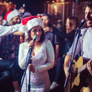 Christmas sing along london 2020 things to do at christmas boozy fun